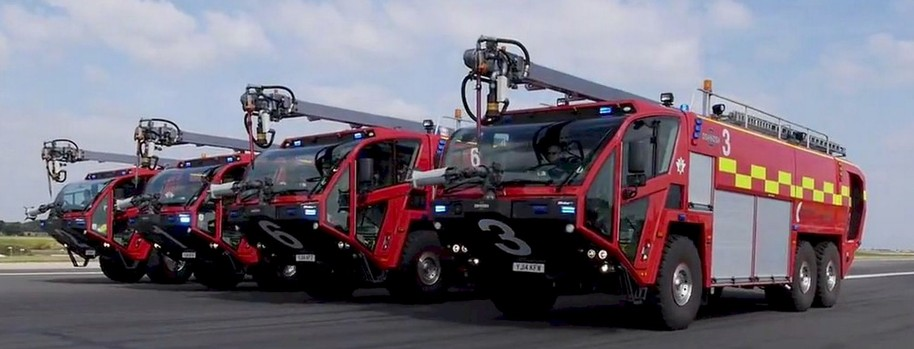 FIRE TRUCK TPMS SYSTEMS