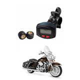 Motorcycle TPMS and Motorbike