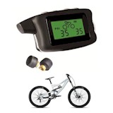Bicycle Tire Monitors